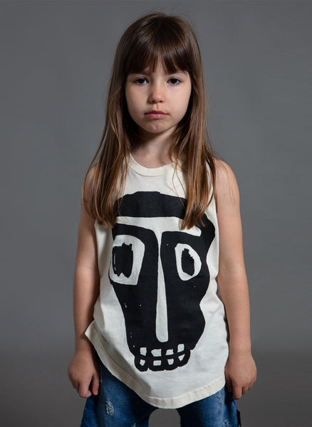 Nununu Mega Rowdy Mask Tank Top - FINAL SALE