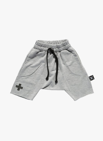 Nununu Terry Shorts in Grey - FINAL SALE
