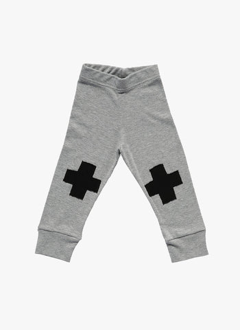 Nununu Plus Leggings in Grey - FINAL SALE