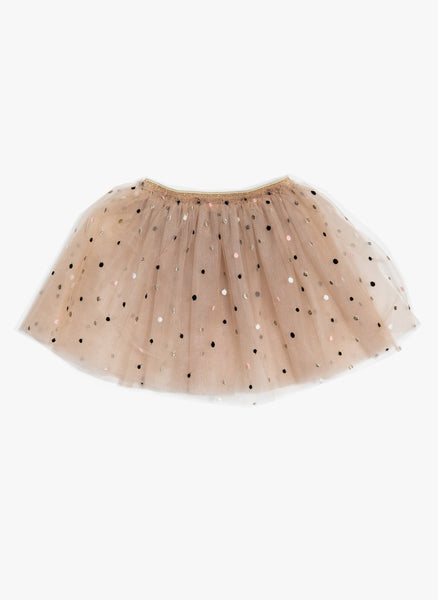 Petite Hailey Dot Alexa Skirt