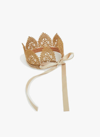 Petite Hailey Large Lace Crown - FINAL SALE