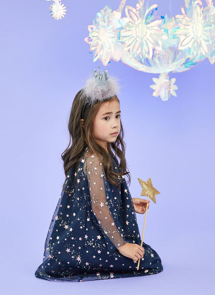 Petite Hailey Rora Star Dress in Navy - FINAL SALE