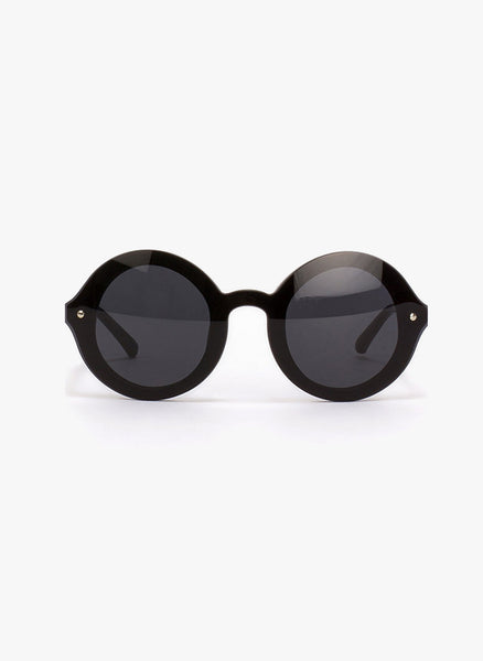 3.1 Phillip Lim 79 Unique Single Lens Round Sunglasses - FINAL SALE