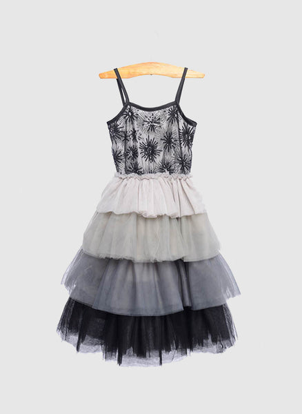 SIAOMIMI PLAY Gala Tutu Dress in Black