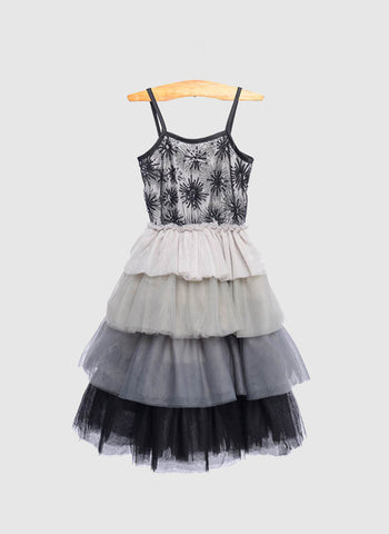 SIAOMIMI PLAY Gala Tutu Dress in Black - FINAL SALE
