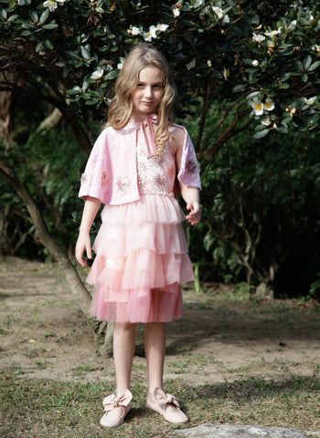 SIAOMIMI PLAY Gala Tutu Dress in Cloud - FINAL SALE