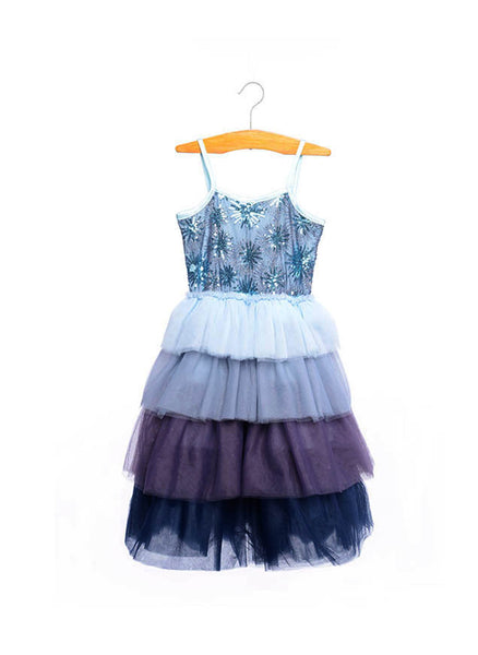 SIAOMIMI PLAY Gala Tutu Dress in Cloud