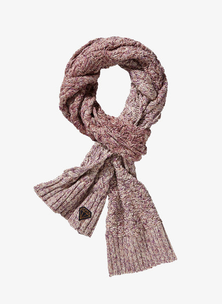 Scotch R'Belle Degradee Knitted Scarf - Pink - 1456-06.70490 - FINAL SALE