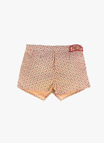Scotch R'Belle Girls Skort in Various Dressins - Red Print - 1551-02.81410  - FINAL SALE