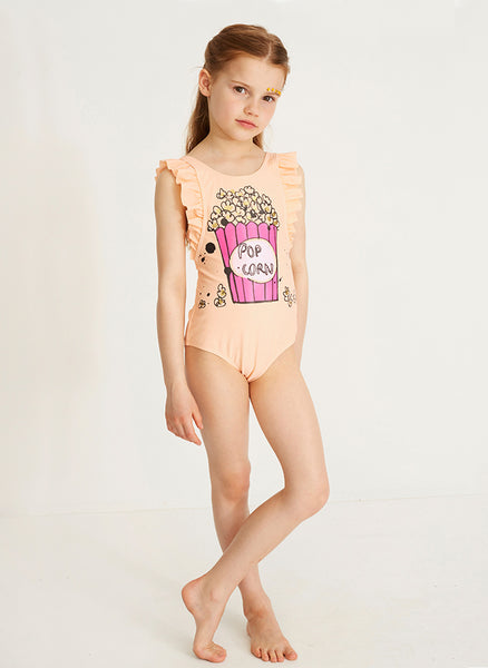 Soft Gallery Ana Swimsuit in Peach Parfait, Popgirl - FINAL SALE