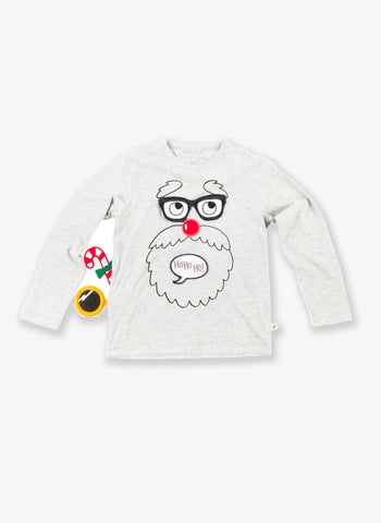 Stella McCartney Barley Santa Face Tee - 348856 - FINAL SALE