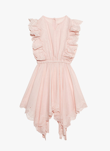 Tutu Du Monde Carnation Dress in Lychee