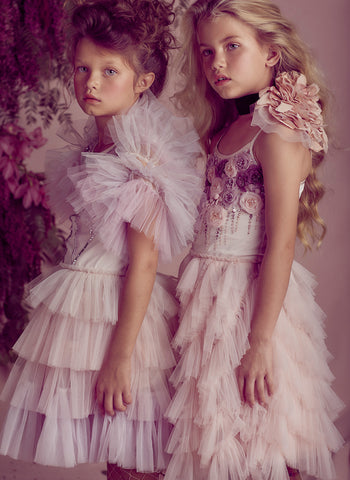 Tutu Du Monde Smell The Roses Tutu Dress - FINAL SALE