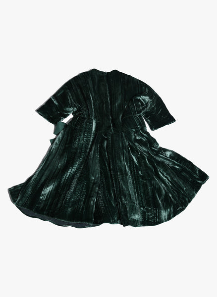 Tia Cibani Kids Salome Frock in Acacia - FINAL SALE