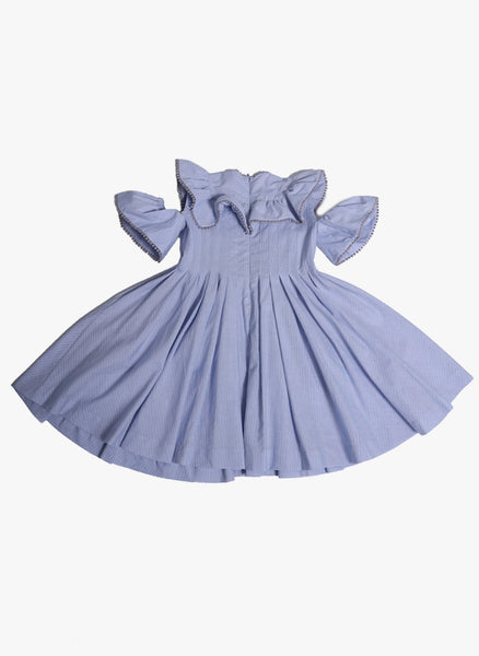Tia Cibani Kids Rachel Fit and Flare Dress - FINAL SALE