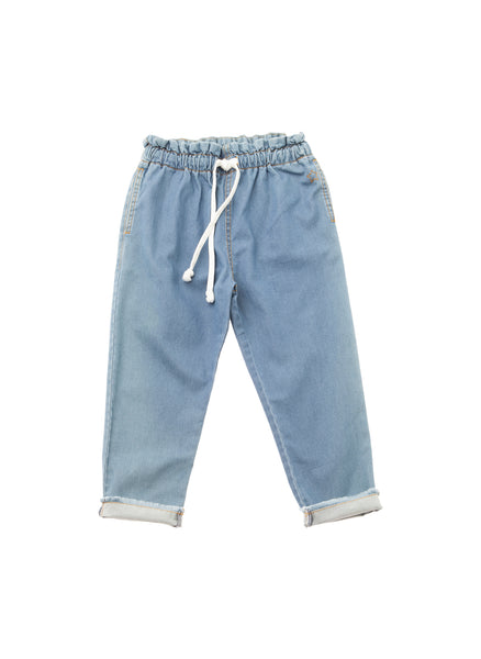 Tocoto Vintage Denim Trouser - FINAL SALE