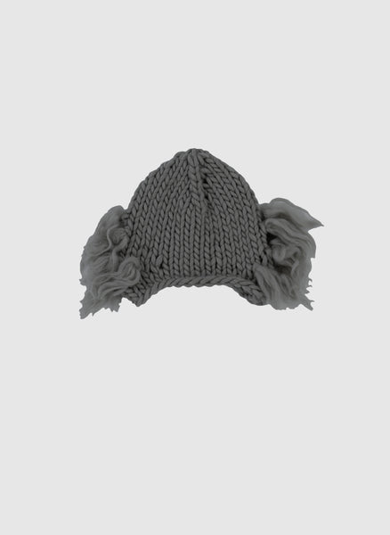 Tuchinda Wren Hat in Grey - FINAL SALE