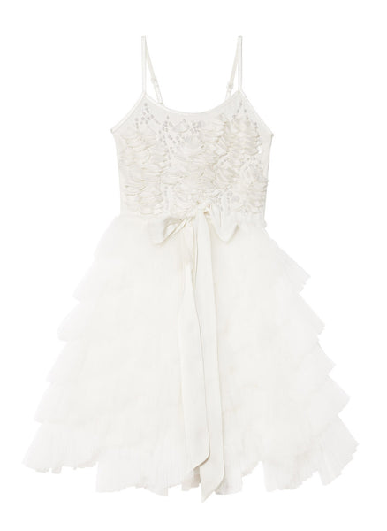 Tutu Du Monde Arabelle Tutu Dress in Milk - FINAL SALE