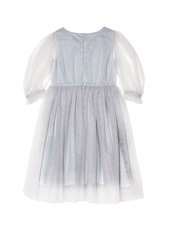 Tutu Du Monde Charlotte Dress in Spearmint - FINAL SALE