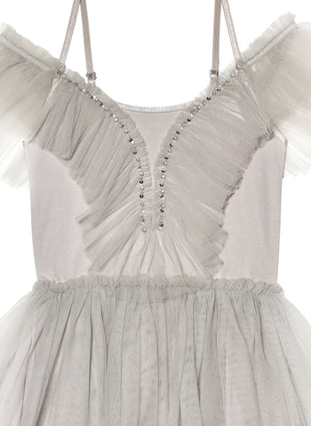 Tutu Du Monde Flitting Tutu Dress in French Silver - FINAL SALE