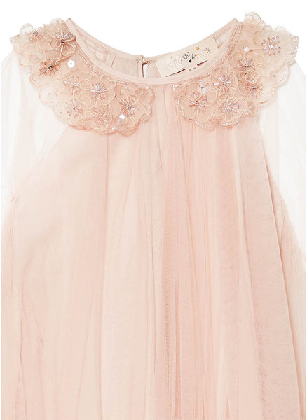 Tutu Du Monde Magic Mirror Dress in Tea Rose - FINAL SALE