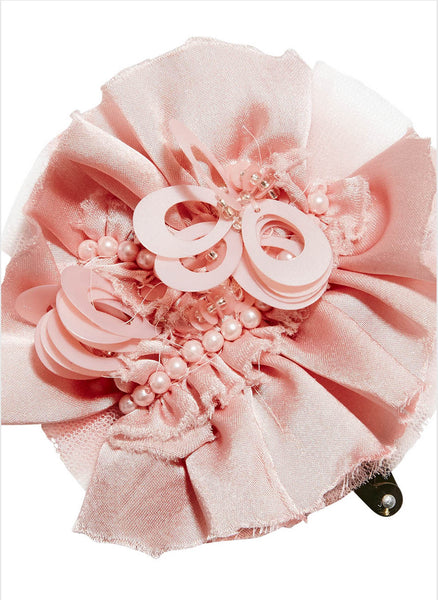 Tutu Du Monde Poison Thistle Hair Clip in Blossom - FINAL SALE