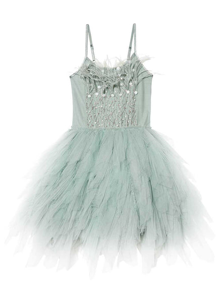 Tutu Du Monde Queen of the Vines Tutu Dress in Ivy - FINAL SALE