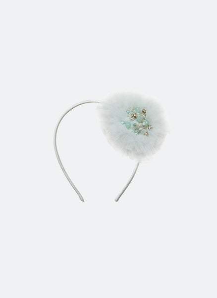 Tutu Du Monde Snow Gems Headband in Raindrop