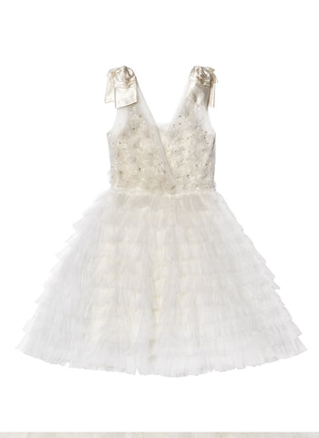 Tutu Du Monde Euphoria Tutu Dress in Milk - FINAL SALE