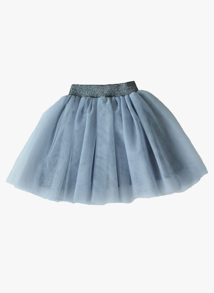 Vierra Rose Flora Tutu in Grey - FINAL SALE
