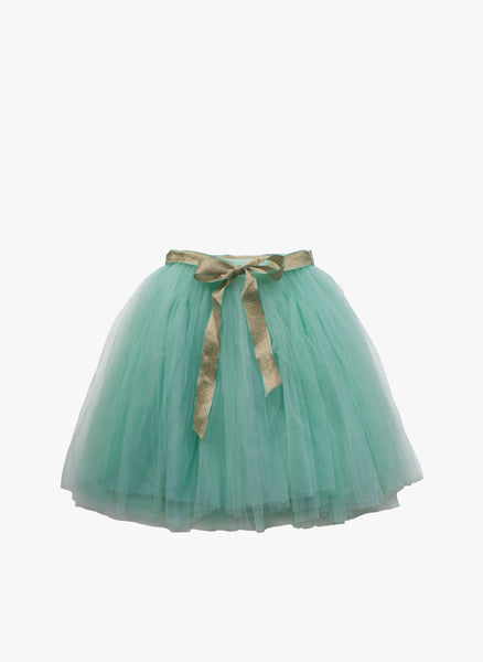 Vierra Rose Tiffany Pop Color Tutu in Mint - FINAL SALE