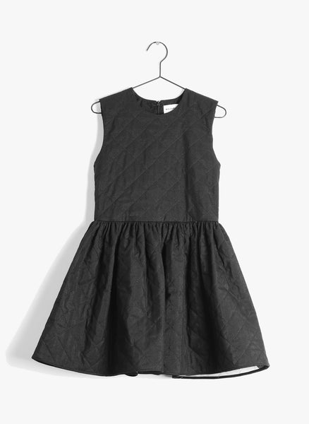 Wolf and Rita Adriana Dress in Black - FINAL SALE