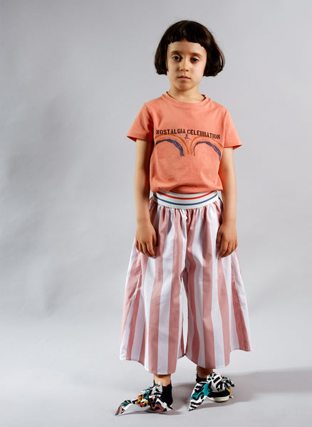 Wolf and Rita Elsa Trousers in Pink Stripes - FINAL SALE