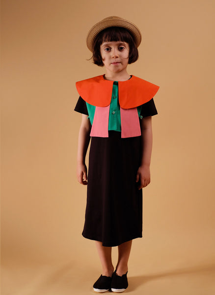 Wolf and Rita Gloria Dress and Fani Collar Set - FINAL SALE