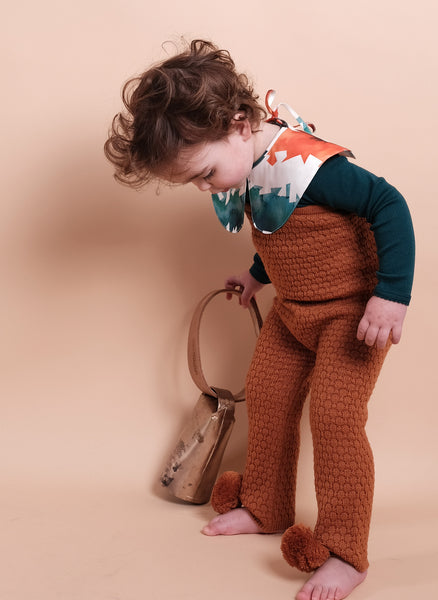 Wolf and Rita Baby Emanuel Jumpsuit - FINAL SALE