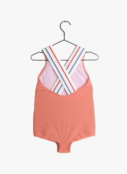 Wolf and Rita Liliana Swimsuit in Coral