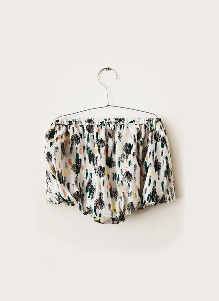 Wolf and Rita Skirt-Culotte Leonor in Strokes - FINAL SALE