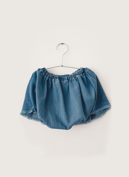 Wolf and Rita Skirt-Culotte Leonor in Tencel - FINAL SALE