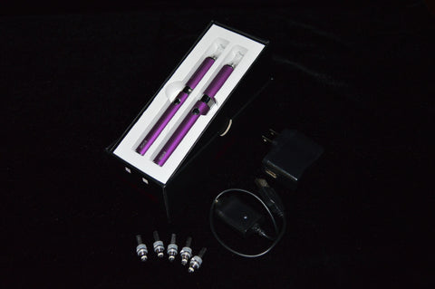 EVOD Kit - 650 mAh - Purple
