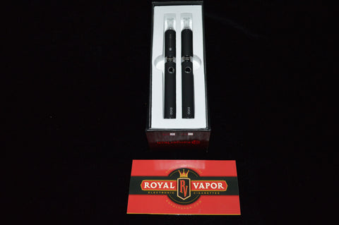 EVOD Kit - 650 mAh - Black