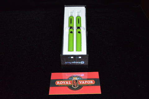 EVOD Kit - 650 mAh - Green