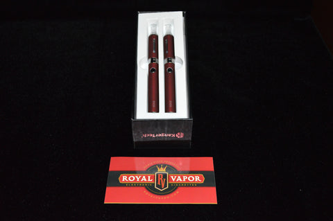 EVOD Kit - 650 mAh - Red
