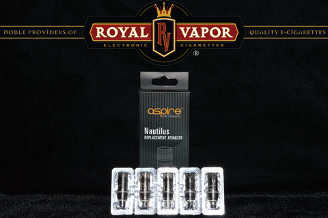 The Aspire Nautilus Replacement Coil 5-Pack