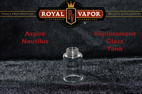 The Aspire Nautilus Replacement Glass Tank