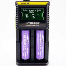 Nitecore D2 digital charger