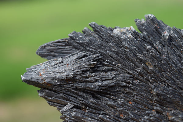 Black Kyanite.