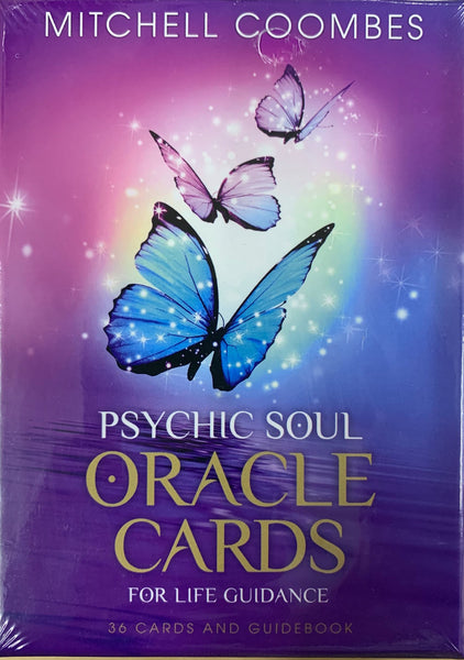 Oracle Cards by Mitchell Coombes