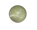 Jade Crystal Sphere Cut and Polished Mineral - 60mm Diameter