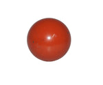 Red Jasper Crystal Sphere Cut and Polished Mineral - 60mm Diameter