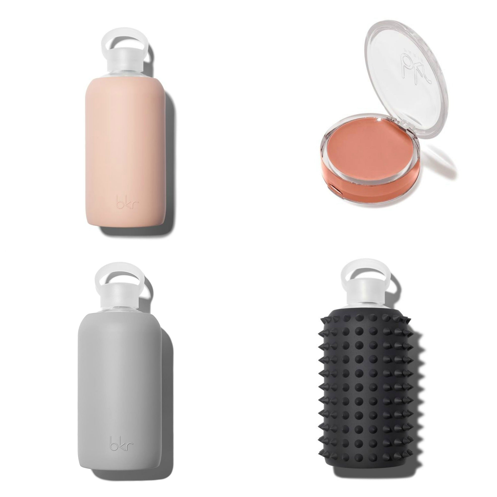 Stay Hydrated in Style: BKR Glass Water Bottles